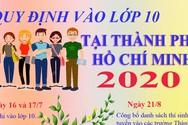 Những quy định thi vào lớp 10 tại Thành phố Hồ Chí Minh thí sinh cần biết