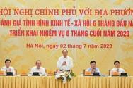 """Chính phủ và các địa phương thảo luận giải pháp thực hiện """"mục tiêu kép"""""""