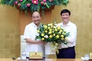 Thủ tướng chúc mừng ông Nguyễn Thanh Long giữ chức Quyền Bộ trưởng Bộ Y tế