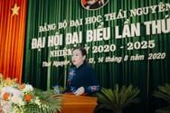 Đại học Thái Nguyên tiếp tục phát huy năng lực đào tạo và nghiên cứu khoa học
