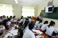 Sau đợt tập huấn ở Bộ về, giáo viên cốt cán có dạy được minh họa 1 tiết không?