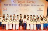 Nam Định miền đất học hiếm hoi thi tuyển lớp 10 không lấy dưới 5 điểm/môn