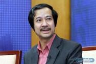 Những kỳ vọng vào tân Bộ trưởng Bộ Giáo dục và Đào tạo Nguyễn Kim Sơn