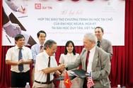 Hợp tác đào tạo du học tại chỗ giữa Đại học Duy Tân và Đại học Keuka