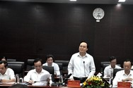 Bộ trưởng Phùng Xuân Nhạ cùng Đà Nẵng bàn cách gỡ vướng dự án 23 năm trên giấy