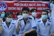 Giảng viên, sinh viên ngành Y Đà Nẵng chi viện Phú Yên chống dịch