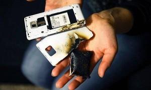 Học sinh lớp 5 đang học trực tuyến bị điện thoại phát nổ dẫn đến tử vong - Ảnh minh họa: Internet
