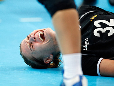 Rớt nước mắt với những chấn thương kinh hoàng ở Olympic 2012