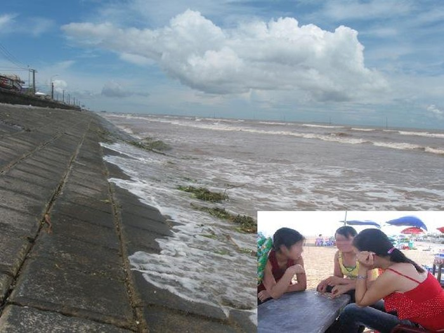 Phó chủ tịch Quất Lâm: Doanh thu từ dịch vụ bãi biển lên tới 50 tỷ/năm