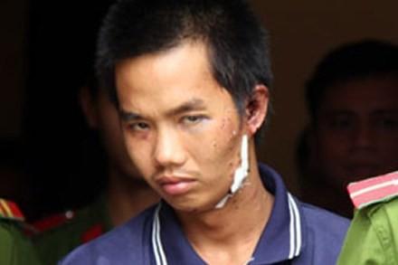 Xét xử sát thủ Đặng Trần Hoài giết bé gái 4 tuổi, hiếp dâm bé 8 tuổi