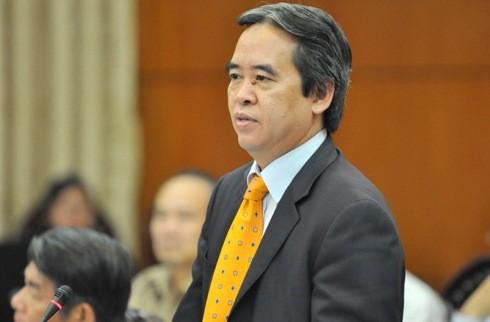 Thống đốc Nguyễn Văn Bình: