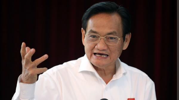 Vụ việc như của ông Hoàng Hữu Phước chưa từng có ở Quốc hội
