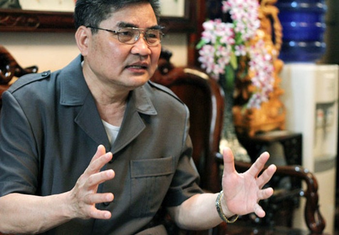 Tướng Thệ lên tiếng vụ chủ nhà hàng Việt Nam không tiếp khách Việt Nam