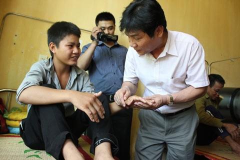 Lap Ban chi dao phong chong benh la