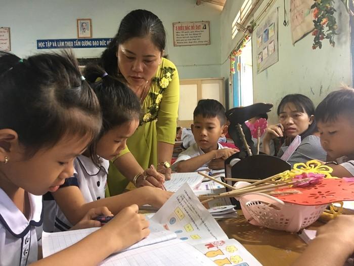 Thị xã La Gi bỏ thao giảng cụm và hoãn thi giáo viên dạy giỏi cấp thị