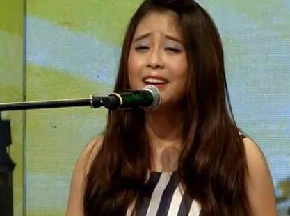 Cô gái xinh đẹp hát ca trù làm xiêu lòng người ở Got Talent
