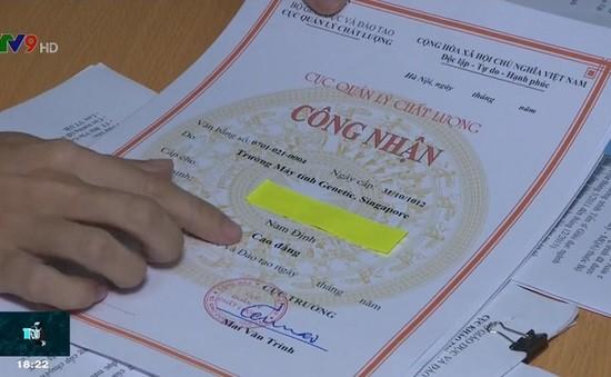 Thay đổi công nhận văn bằng của người Việt do cơ sở giáo dục nước ngoài cấp