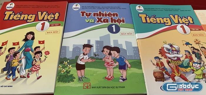 Bộ Giáo dục chưa thấy sự can thiệp vào việc chọn sách giáo khoa của các trường