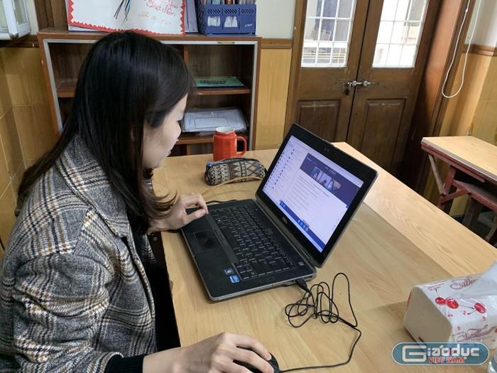 Thầy cô hãy góp ý với Bộ Giáo dục về tổ chức dạy học trực tuyến