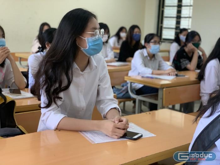 Hà Nội dự kiến tổ chức 193 điểm thi tốt nghiệp trung học phổ thông
