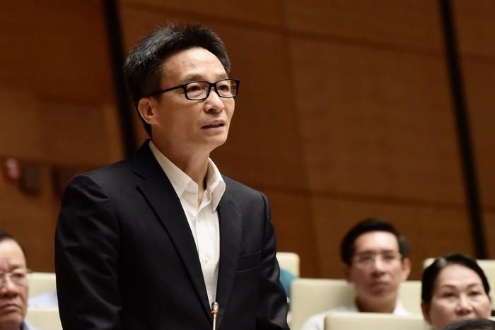 Phó Thủ tướng nói gì về câu chuyện của Trường Đại học Tôn Đức Thắng?