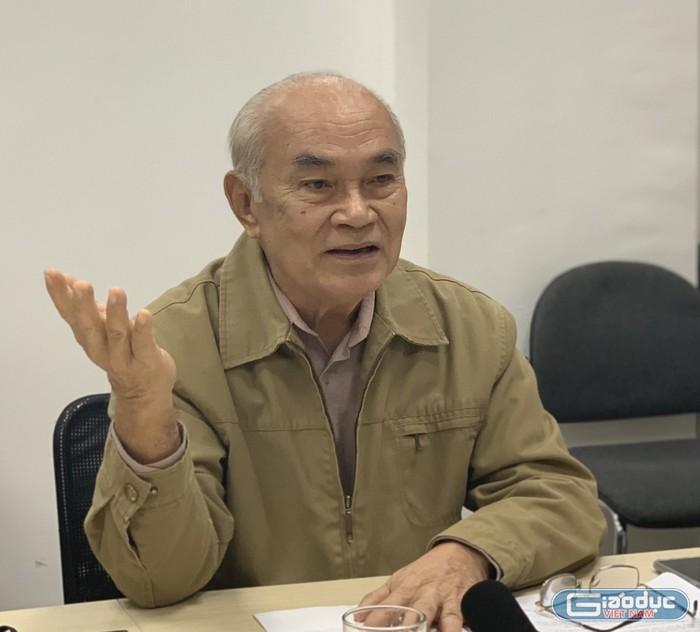 Giáo sư Lâm Quang Thiệp: nhóm nắm quyền lực là lực cản của tự chủ đại học