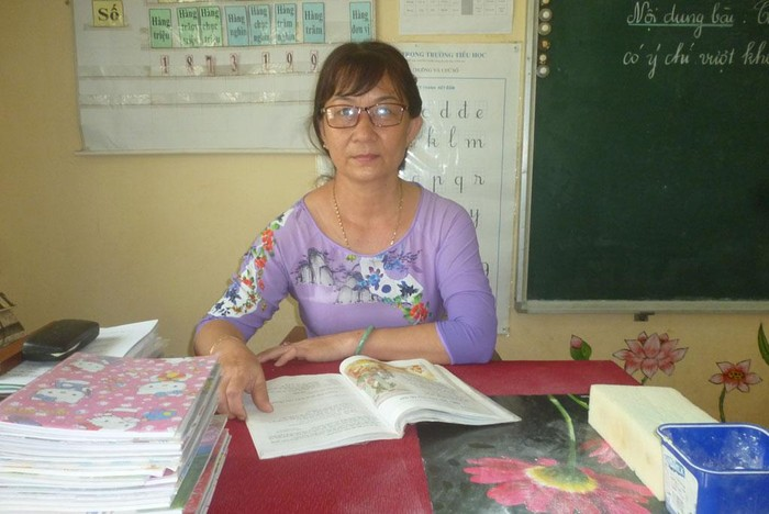 Cô giáo tiểu học duy nhất được phong tặng danh hiệu Nhà giáo Nhân dân 2020