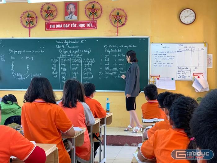Học sinh Hà Nội học trực tuyến nhưng kiểm tra đánh giá định kỳ sẽ trực tiếp