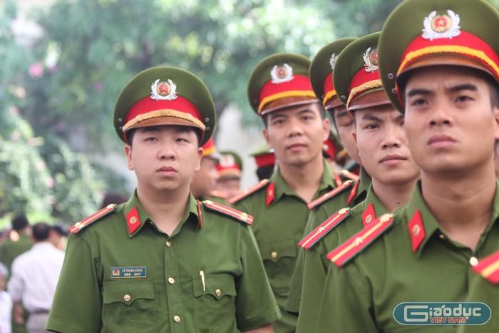 Học viện Cảnh sát nhân dân công bố phương án xét tuyển năm 2021