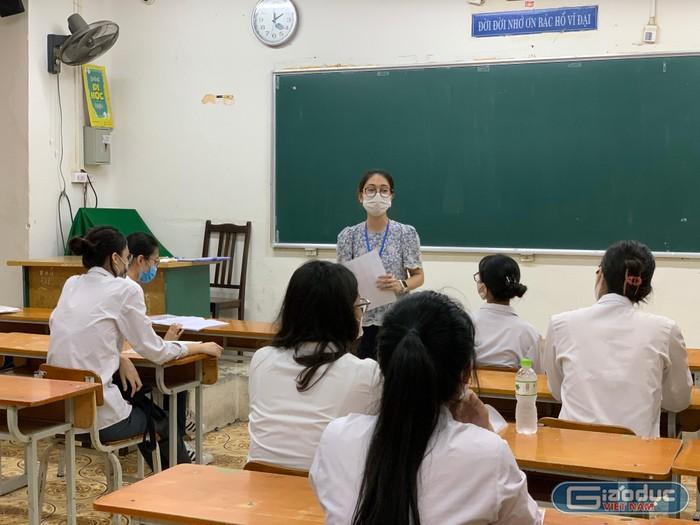 Hà Nội đứng đầu cả nước về độ chênh lệch giữa điểm thi và học bạ ở 4 môn thi