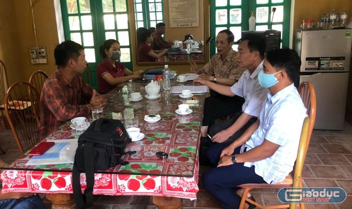 Bị Sở dừng cấp chỉ tiêu tuyển sinh, thầy cô Trường Đặng Thai Mai kêu cứu!