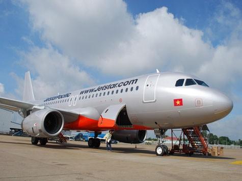 Jetstar Pacific có thêm một chiếc Airbus A320