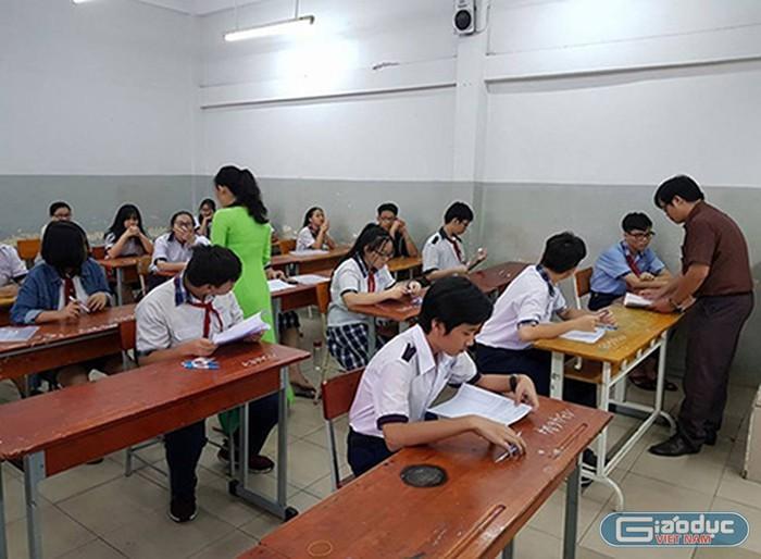 Thành phố Hồ Chí Minh công bố điểm chuẩn vào lớp 10 của 108 trường công lập