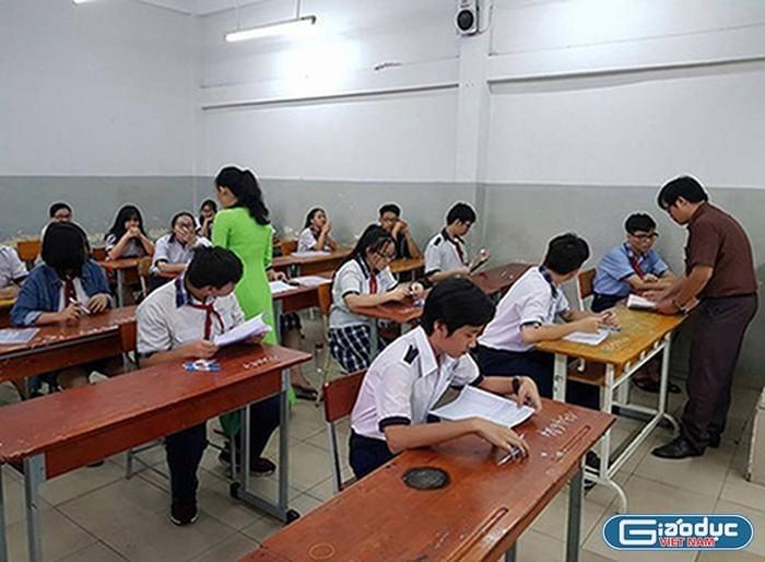 Thành phố Hồ Chí Minh công bố số liệu đăng ký nguyện vọng thi tuyển sinh 10