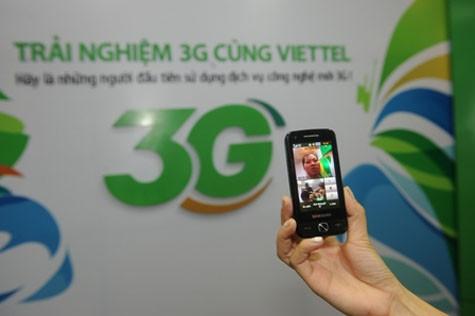 Khách hàng phàn nàn sóng 3G của Viettel liên tục chập chờn nhiều ngày