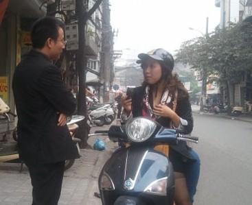 Tấp nập đến trụ sở Nhóm mua Hà Nội giao dịch, khách hàng bị từ chối