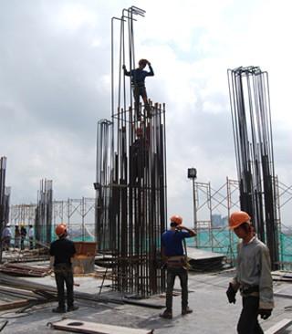 Hình ảnh mới nhất về dự án căn hộ đế vương 100 tỷ đồng ở HN