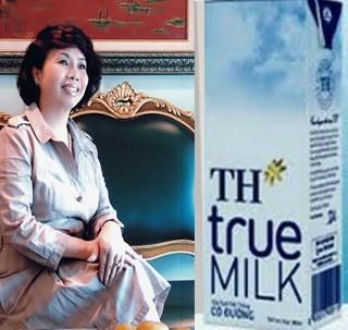 Những con số chứng minh bà chủ TH Milk