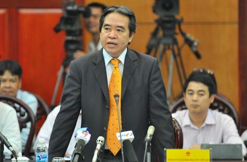 Quốc hội chất vấn Thống đốc NHNN vụ ông Nguyễn Đức Kiên bị bắt