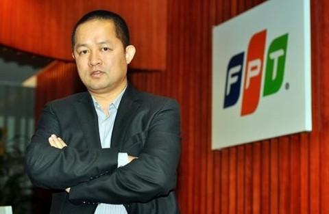 Vì sao TGĐ FPT Trương Đình Anh đột ngột từ nhiệm?