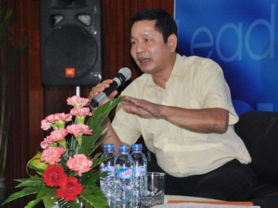 Trương Gia Bình: Sẽ trảm tướng FPT nếu không hoàn thành 80% kế hoạch