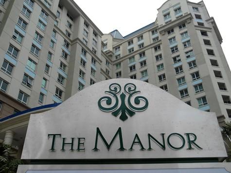 Chủ hộ không đóng phí, chủ đầu tư The Manor sẽ cắt dịch vụ trông xe