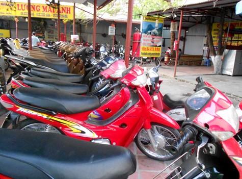 Sức nóng của Nghị định 71 nhìn từ chợ xe cũ lâu đời ở Hà Nội