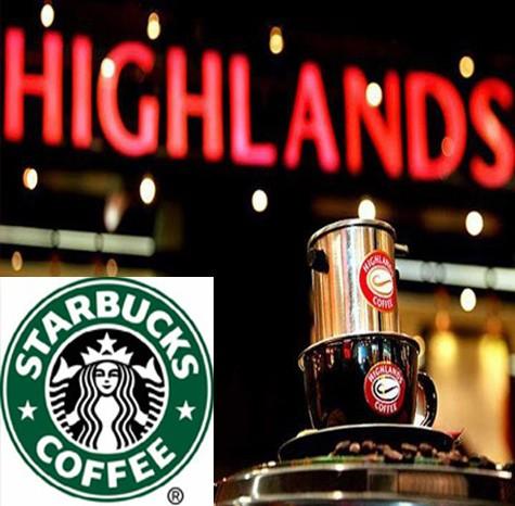 Starbucks: Chúng tôi muốn xem Trung Nguyên là bạn!