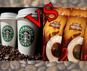 Cà phê Trung Nguyên sẽ thắng Starbucks tại Việt Nam, nếu...