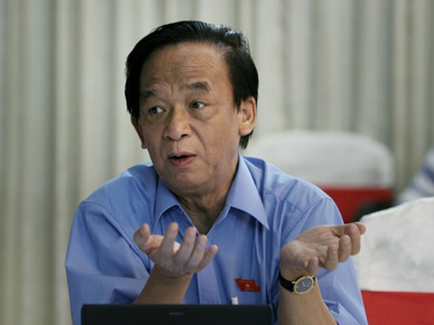 GS Nguyễn Lân Dũng: Rất nhiều người Việt ham tiền, vô cảm, hèn nhát