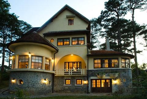 Bộ Xây dựng bỏ quy định cấm xây nhà kiểu Pháp