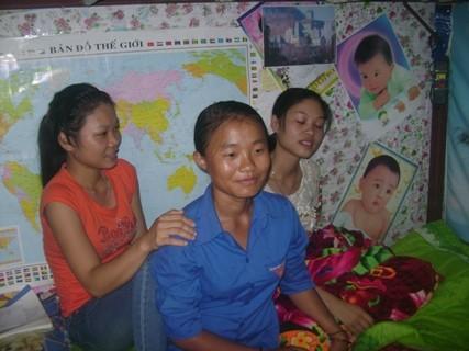 Nữ sinh dân tộc Thái được tài trợ 4 năm học để trở thành cô giáo