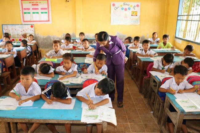Cha mẹ và thầy cô hãy đồng hành cùng học sinh vui học sau Tết
