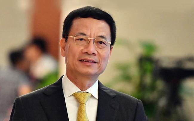 Bộ trưởng Nguyễn Mạnh Hùng chúc Báo chí luôn giữ được tinh thần Cách mạng